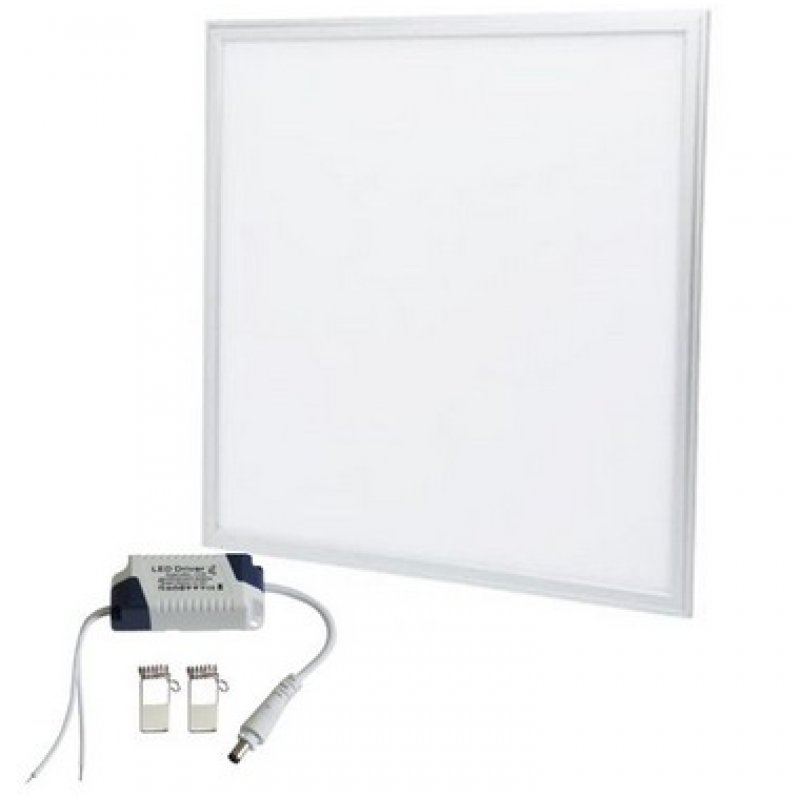 Comprar Painel Led 60x60 Panamby - Painel Led Branco