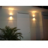 arandelas led Vila Prudente
